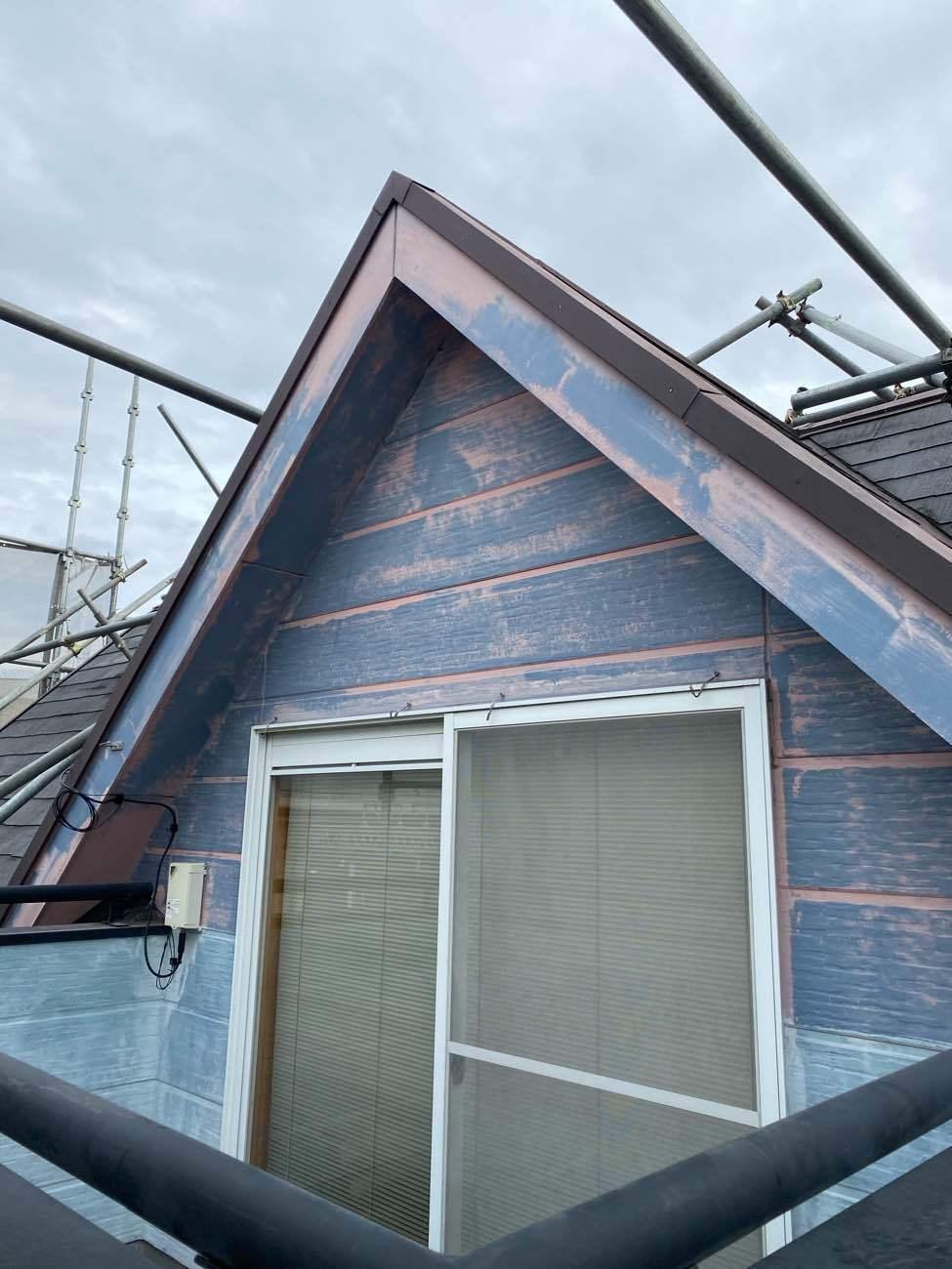 知立市西にて外壁塗装工事の水洗い作業完了しました!